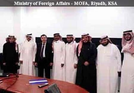 Saudi Arabia Ministry of Foreign Affairs